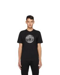 Versace Black Medusa Taylor T Shirt