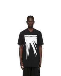 Julius Black Nilos Graphic T Shirt