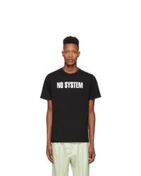 Yang Li Black No System T Shirt