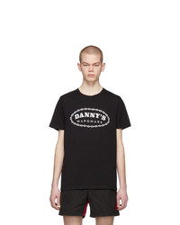 Daniel W. Fletcher Black Organic Dannys Hardware T Shirt