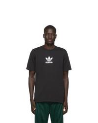 adidas Originals Black Premium T Shirt