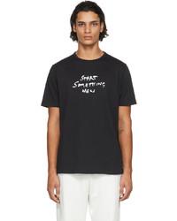Paul Smith Black Something New T Shirt