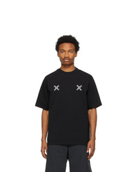 Kenzo Black Sport Triple X T Shirt