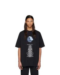 Vetements Black Star Wars Edition Death Star Episode Vi T Shirt