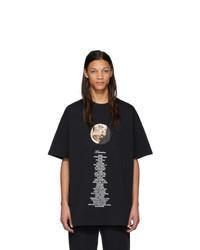 Vetements Black Star Wars Edition Tatooine Episode Iv T Shirt