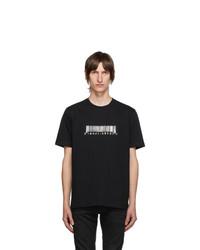 Diesel Black T Just Slits X85 T Shirt