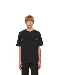 Acne Studios Black T Shirt