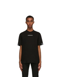 Versace Black T Shirt