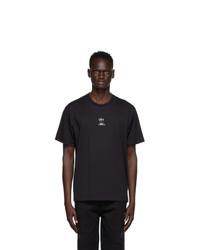 Neil Barrett Black Thunder T Shirt