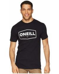 O'Neill Builder Short Sleeve Screen Tee T Shirt