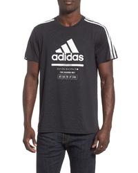 adidas Classic International T Shirt