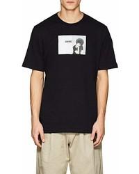 Oamc Cotton Short Sleeve T Shirt