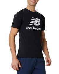 New Balance Essentials Logo Graphic Tee