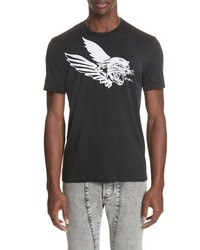Givenchy Flying Tiger Graphic T Shirt