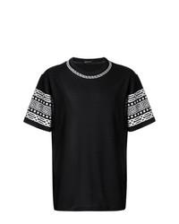 Versace Greca Print T Shirt