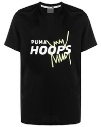 Puma Hoops Graphic Print T Shirt