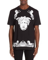 Versace Horse Head Graphic T Shirt