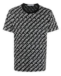 Calvin Klein Jeans Logo Print T Shirt