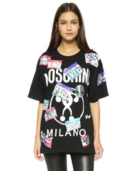 Moschino Name T Shirt