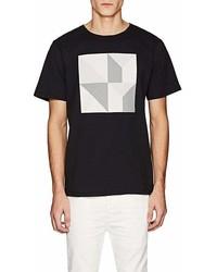 Saturdays Nyc Ny Tiles Cotton T Shirt