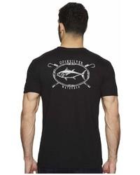 Quiksilver Waterman Thunnus Short Sleeve Tech Tee T Shirt