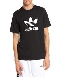 adidas Originals Trefoil Graphic T Shirt