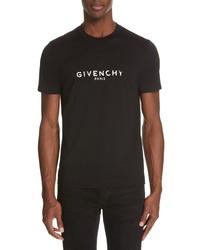 Givenchy Vintage Logo T Shirt