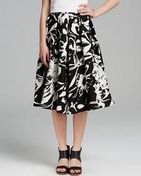 Lucy paris skirt full printed medium 43083