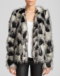 Coat priscilla faux fur medium 128006
