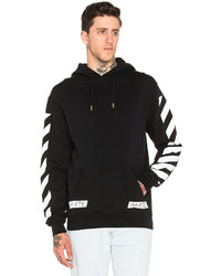 Off-White Blue Collar Hoody