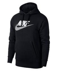Nike Heritage Logo Hoodie