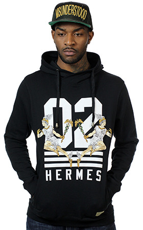 where to buy hermes handbags - Hermes Entree Ls Divine Messenger Black Hoodie | Where to buy ...