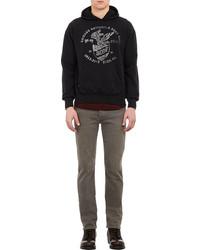 Icr the innercity raiders graphic print pullover hoodie medium 52803