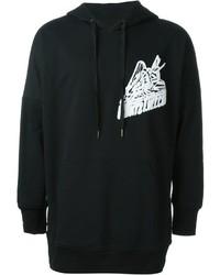 Ktz logo print hoodie medium 457436