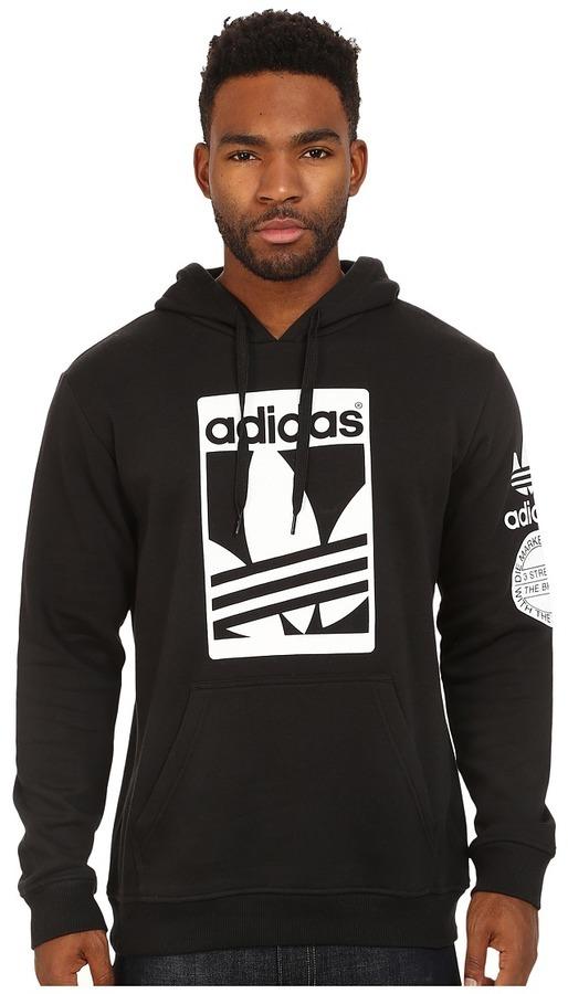 adidas street graphic sweatshirt