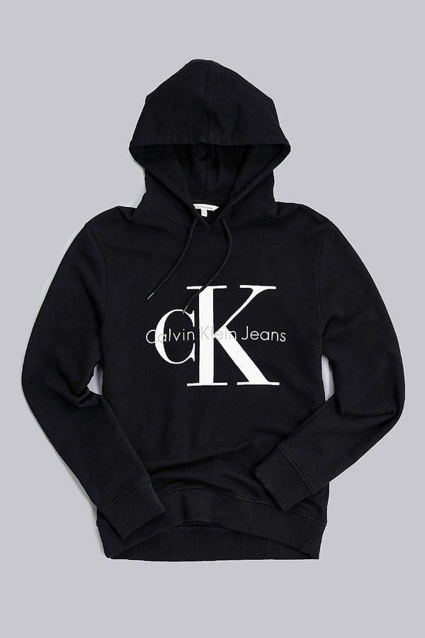 7d85ec59a97 ... Calvin Klein Jeans Reissue Hoodie Sweatshirt ...
