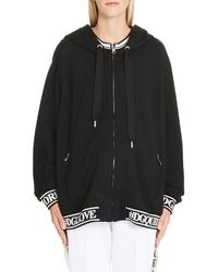 Dolce & Gabbana Zip Up Hoodie
