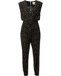 Band Of Outsiders Snail Print Jumpsuit