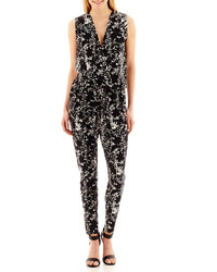 i jeans by Buffalo Print Jumpsuit