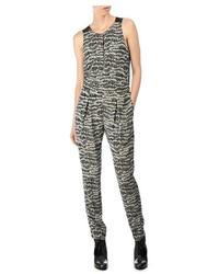 Rag and Bone Rag Bone Adeline Printed Jumpsuit