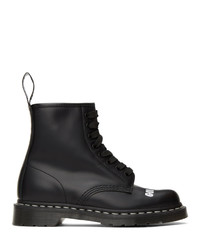 Dr. Martens Black Sex Pistols Edition 1460 Boots