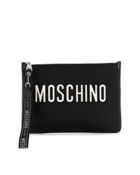 Moschino Ed Clutch Bag