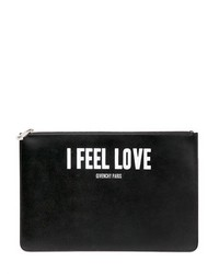Givenchy large i feel love printed leather pouch medium 381827