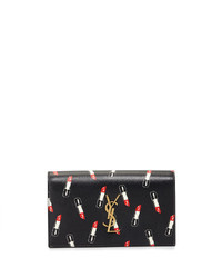Monogram lipstick print clutch bag medium 332063