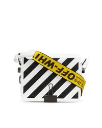 Off-White Diag Flap Shoulder Bag