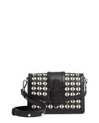 SERAPIAN MILANO Serpanian Milano Mini 1972 Mosaic Leather Crossbody Bag