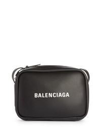Balenciaga Small Everyday Calfskin Leather Camera Bag