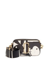 Marc Jacobs Snapshot Playboy Leather Crossbody Bag