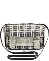 Standard academy printed crossbody bag blackwhite medium 64244