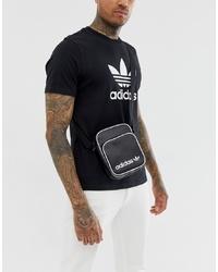 adidas Originals Flight Bag In Black